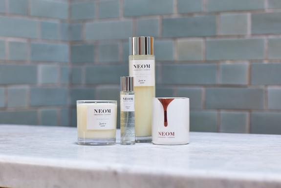 NEOM sleep photo